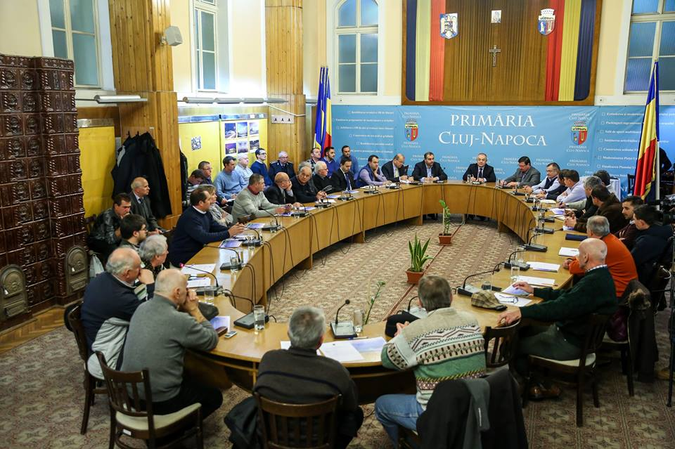 Ședințele Consiliului Local la Cluj-Napoca se vor ține online