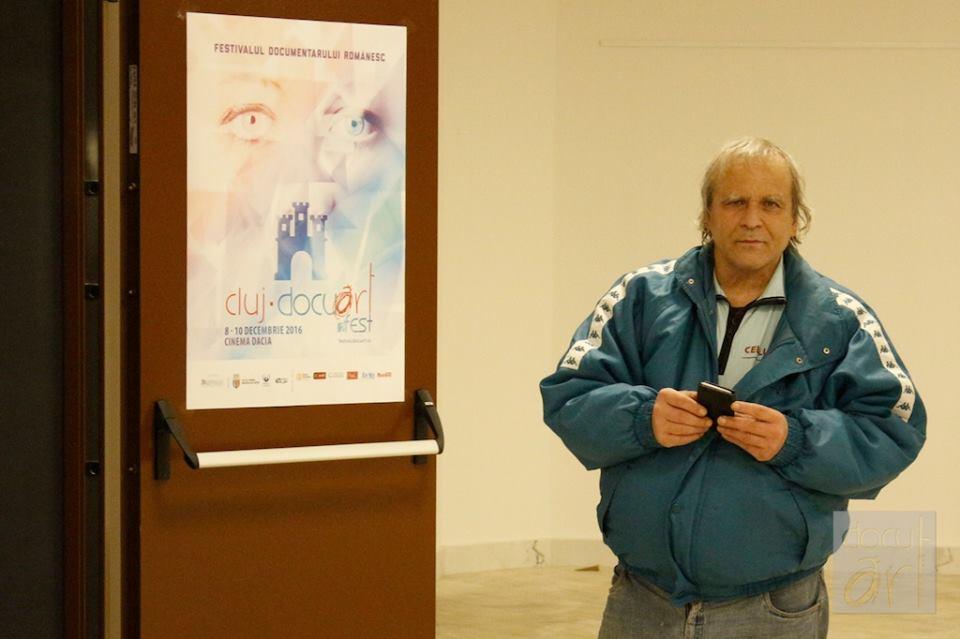 """""""Imagini din vis"""", documentarul despre viața lui Rodion-Ladislau Roșca, proiectat la DocuArt Fest Cluj 2016"""