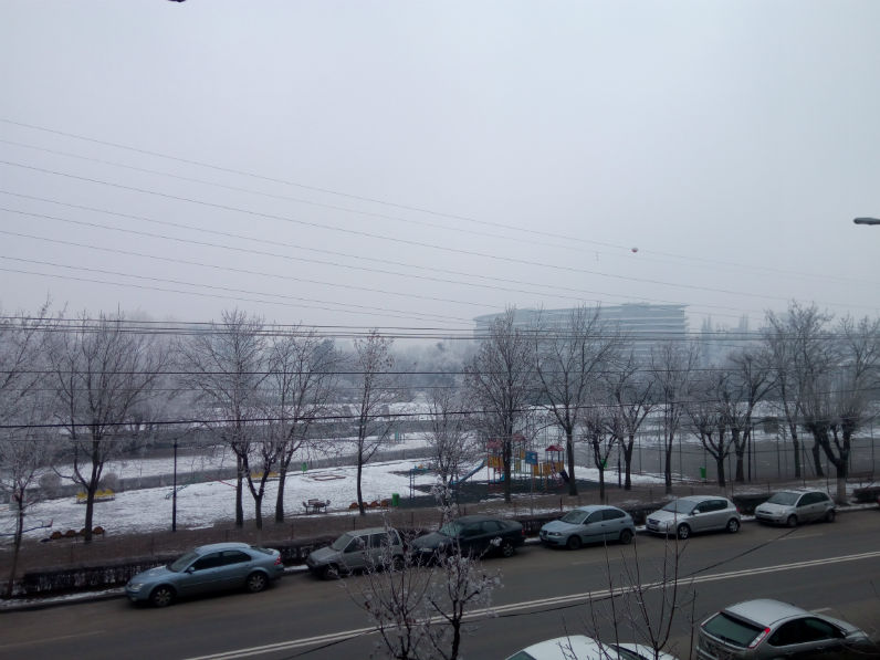 Se așterne gerul peste Transilvania! Temperaturile vor coborî până la -18 grade Celsius