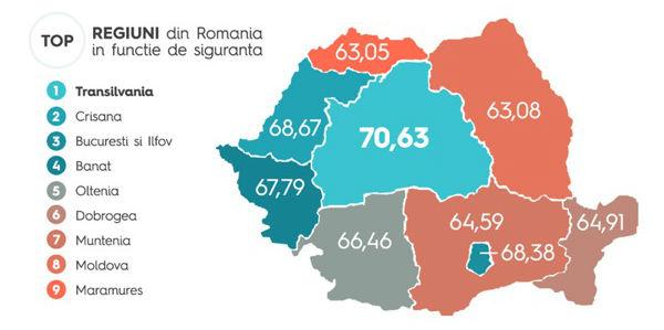 Grigorescu, cel mai sigur cartier din România! Ce loc ocupă Gheorgheni, Zorilor și Dâmbul Rotund