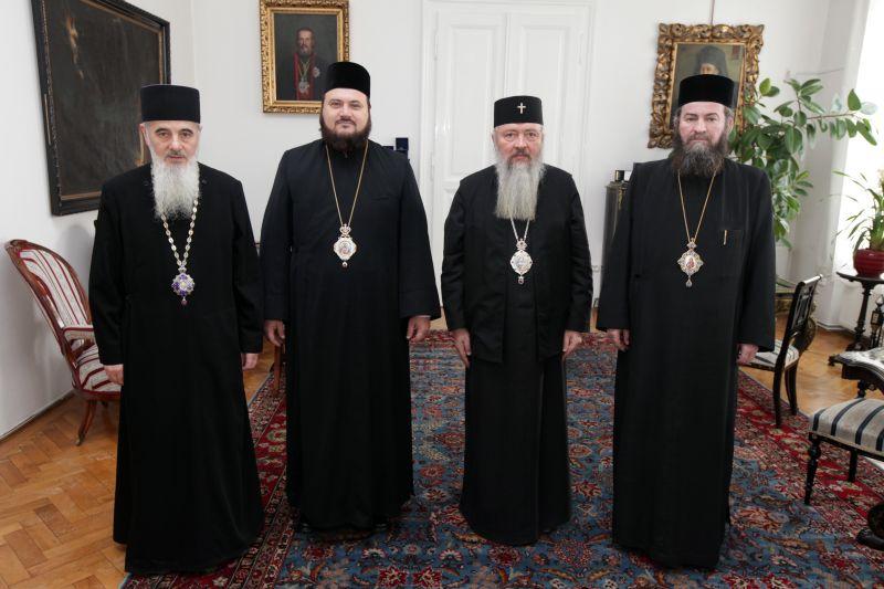 Prima ședință din anul 2017 a Sinodului Mitropoliei Clujului