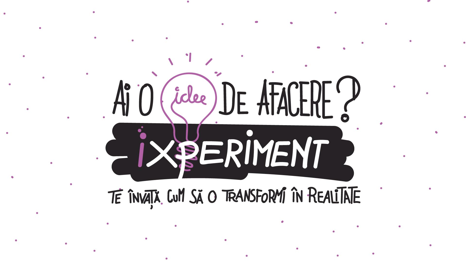 iXperiment: Liceenii clujeni sunt provocați să își lanseze propriile afaceri