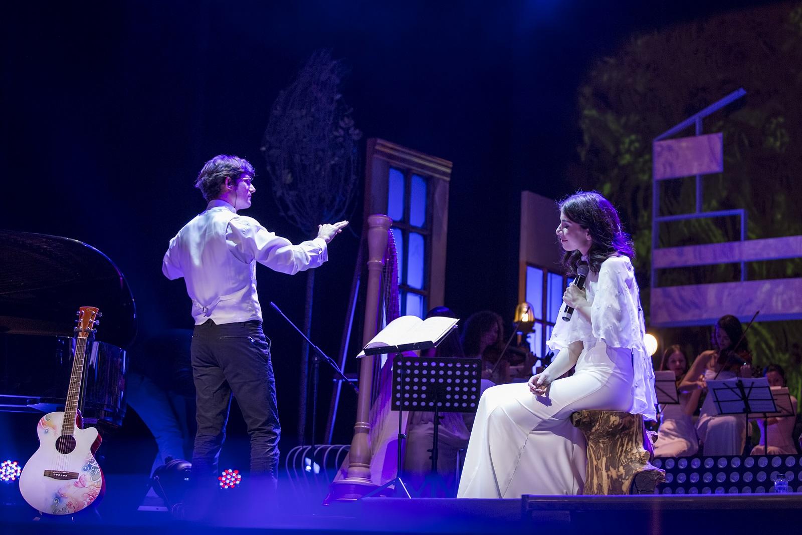 După succesul celor două concerte din București, Alexandra Ușurelu va veni în premieră cu orchestra la Cluj-Napoca, de Mărţişor