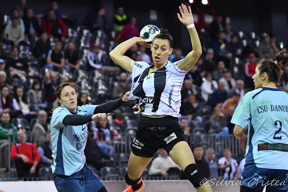 Handbalistele Universității au redescoperit gustul victoriei într-un meci oficial