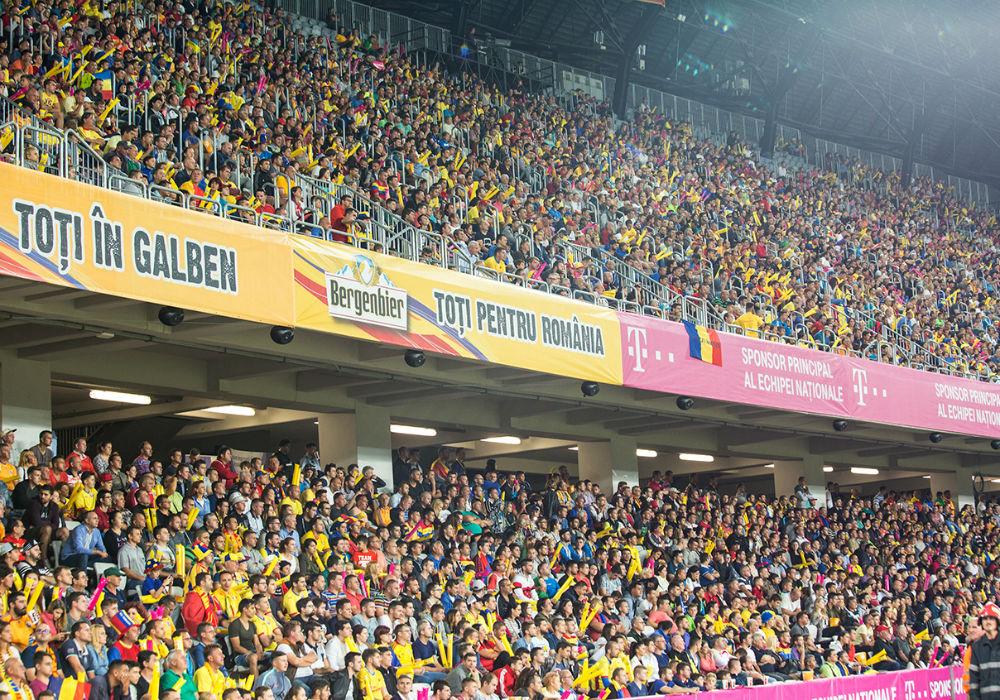 Tot ce trebuie sa stii daca vii la meciul Romania – Danemarca de pe Cluj Arena! Vezi ghidul suporterilor