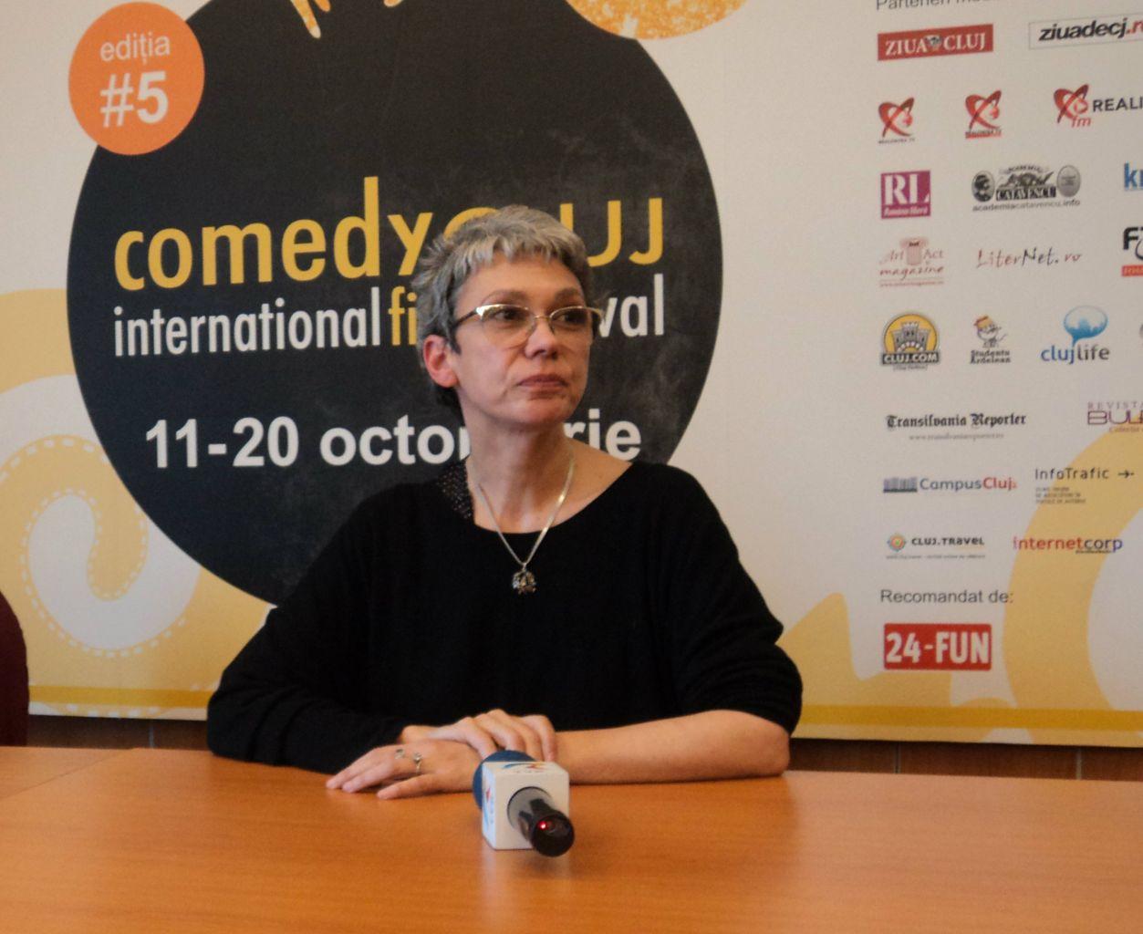 Programul Zilei Porților Deschise la Teatrul Național Cluj! Actrița Oana Pellea, invitată de onoare!