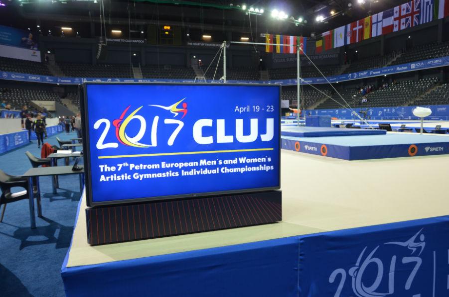 Ofertă specială pentru suporterii gimnasticii la Campionatele Europene de Gimnastică din Sala Polivalentă Cluj