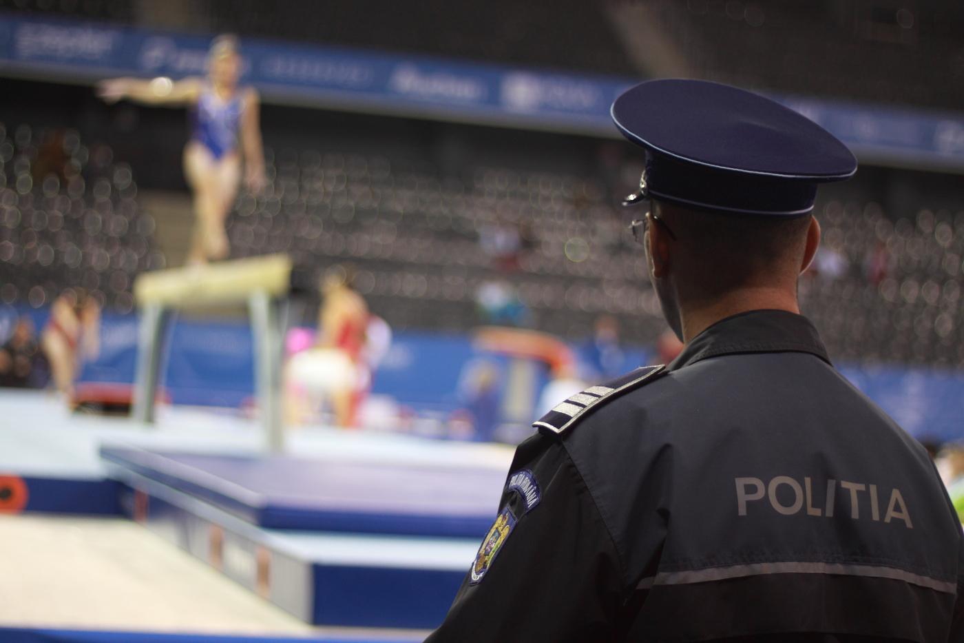 Măsuri sporite de securitate la Campionatele Europene de Gimnastică din Cluj!