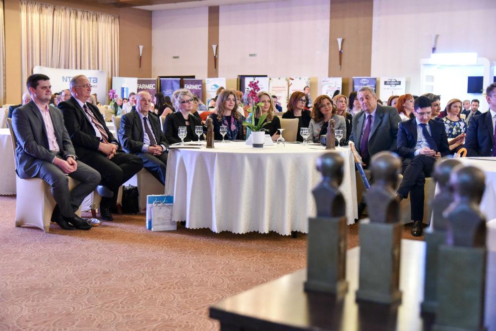 Gala Elitelor Medicale Transilvane şi-a desemnat premianţii (P)