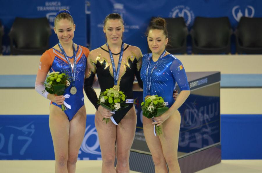 FENOMENAL – România, trei medalii în ultima zi a Campionatelor Europene de Gimnastică din Cluj – FOTO