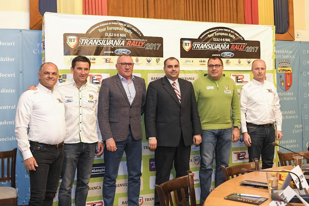 Clujul ajunge pe harta raliului european și va găzdui prima etapă Tour European Rally (TER)