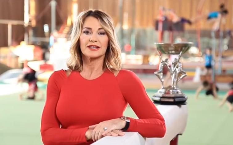 Mesajul Nadiei Comăneci înaintea Europenelor de Gimnastică de la Cluj – VIDEO