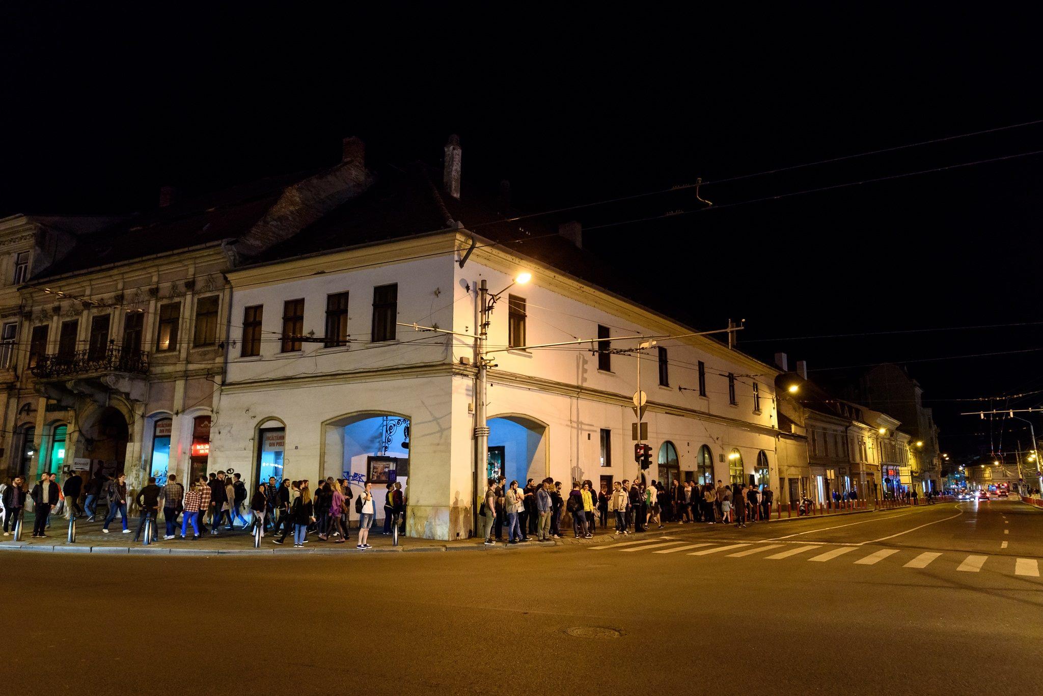 Centrul Cultural Clujean: Peste 25.000 de vizitatori în Noaptea Muzeelor la Cluj!