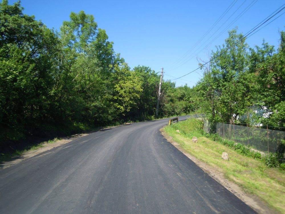 Lucrări de întreţinere şi covor asfaltic pe drumul judeţean 103G Gheorgheni – Centura ocolitoare Apahida-Vâlcele
