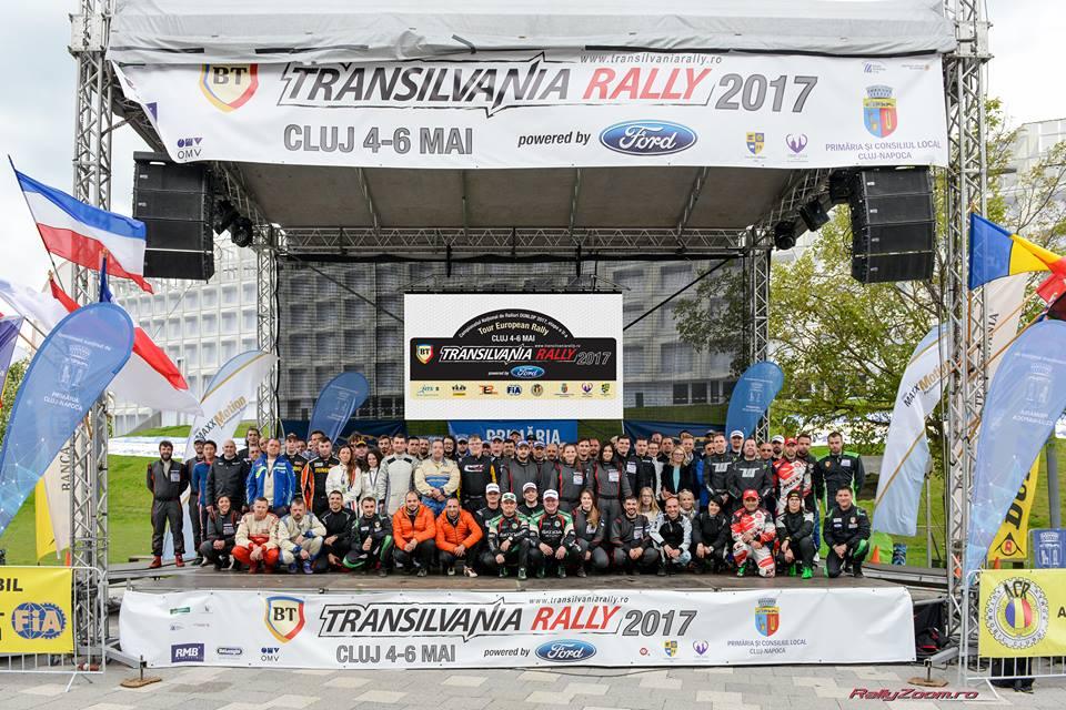 Basso si Marișca – victorioși la BT Transilvania Rally powered by Ford