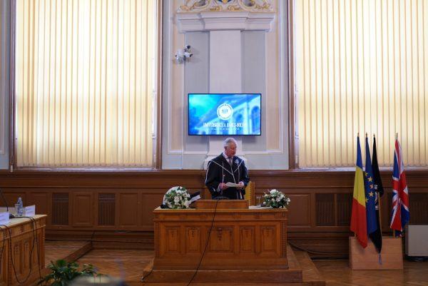 Moștenitorul Coroanei Marii Britanii, Prințul Charles, distins cu titlul de Doctor Honoris Causa al UBB Cluj!