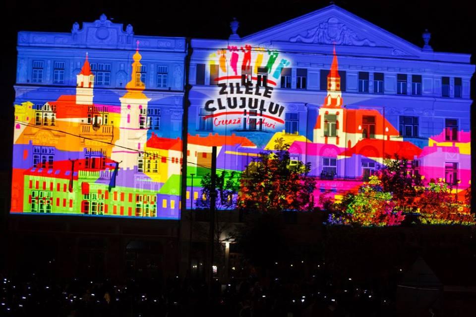 Zilele Clujului 2017: Peste 250.000 de participanti, clujeni si turisti, s-au bucurat de cele 4 zile de festival in inima Transilvaniei