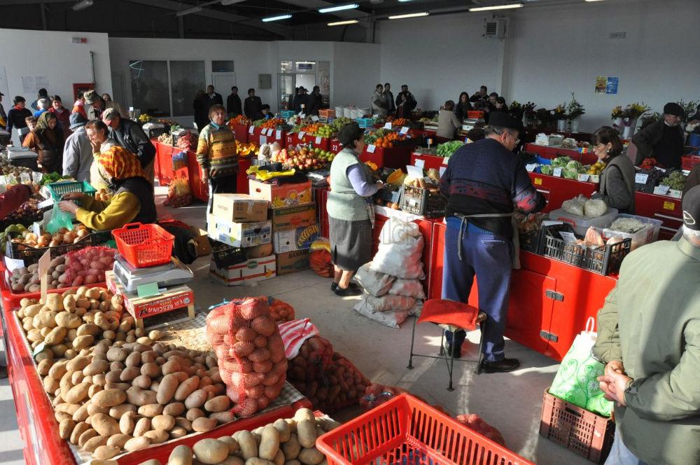 S-a lăsat cu amenzi de 9.500 lei după o serie de controale în pieţele agroalimentare din Cluj