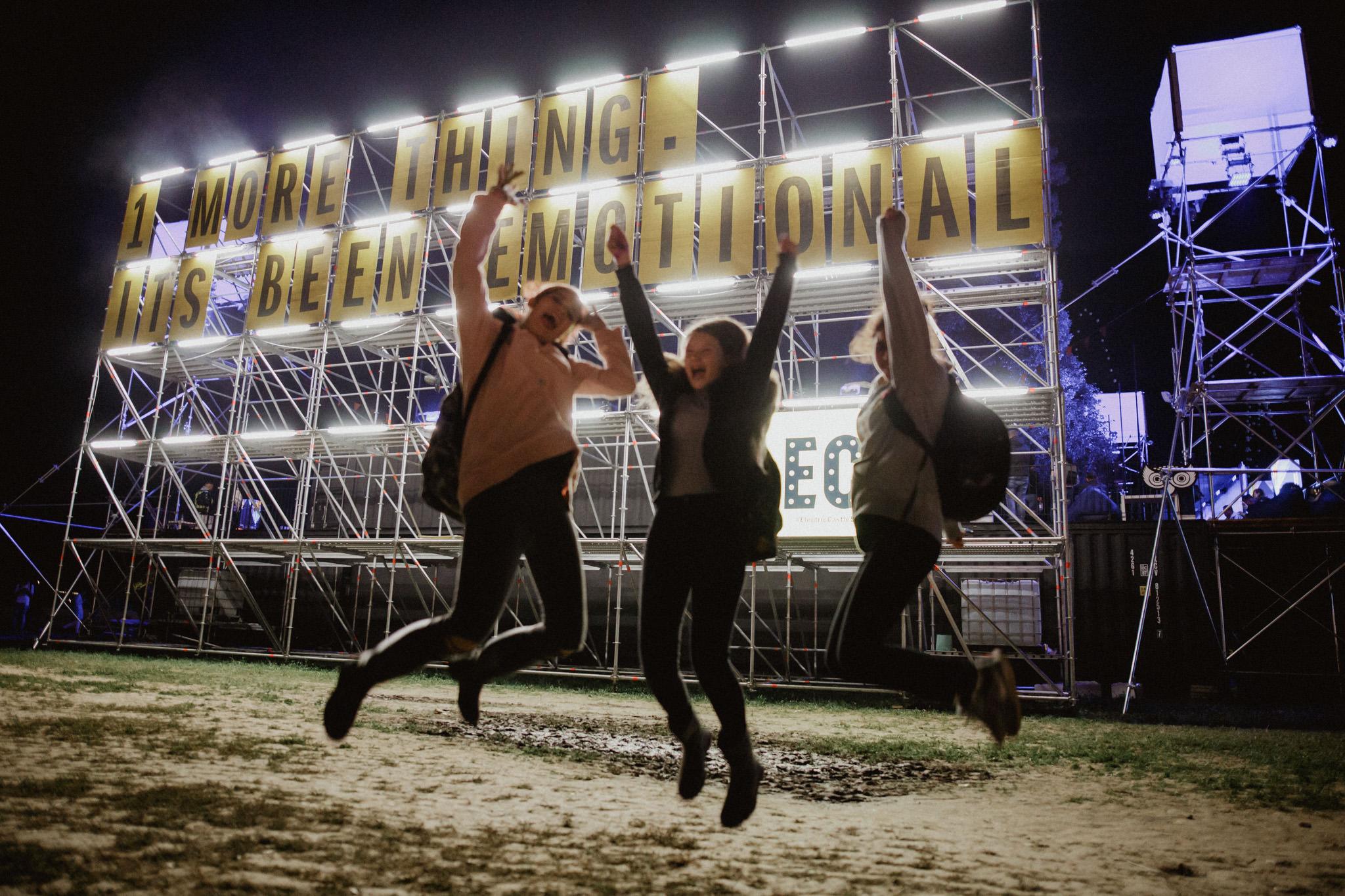 """Cea mai spectaculoasă ediție de Electric Castle! 41.000 de """"electrici"""" prezenți în ultima zi a festivalului"""