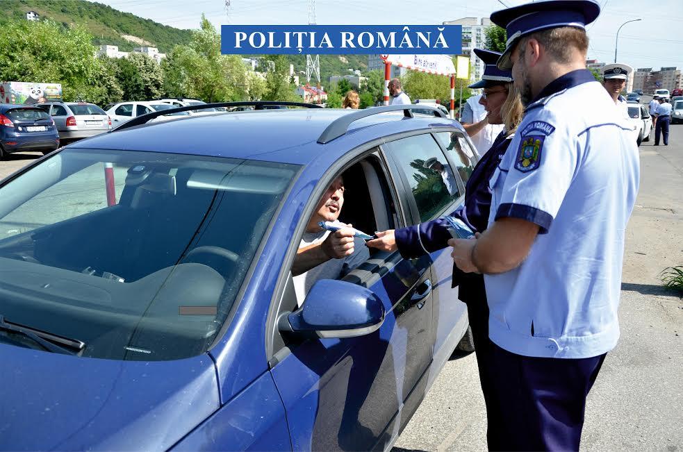 """Campania """"Atenţie la… neatenţie"""" inițiată de IPJ Cluj și Asociația de Psihologi și Siguranța Rutieră"""