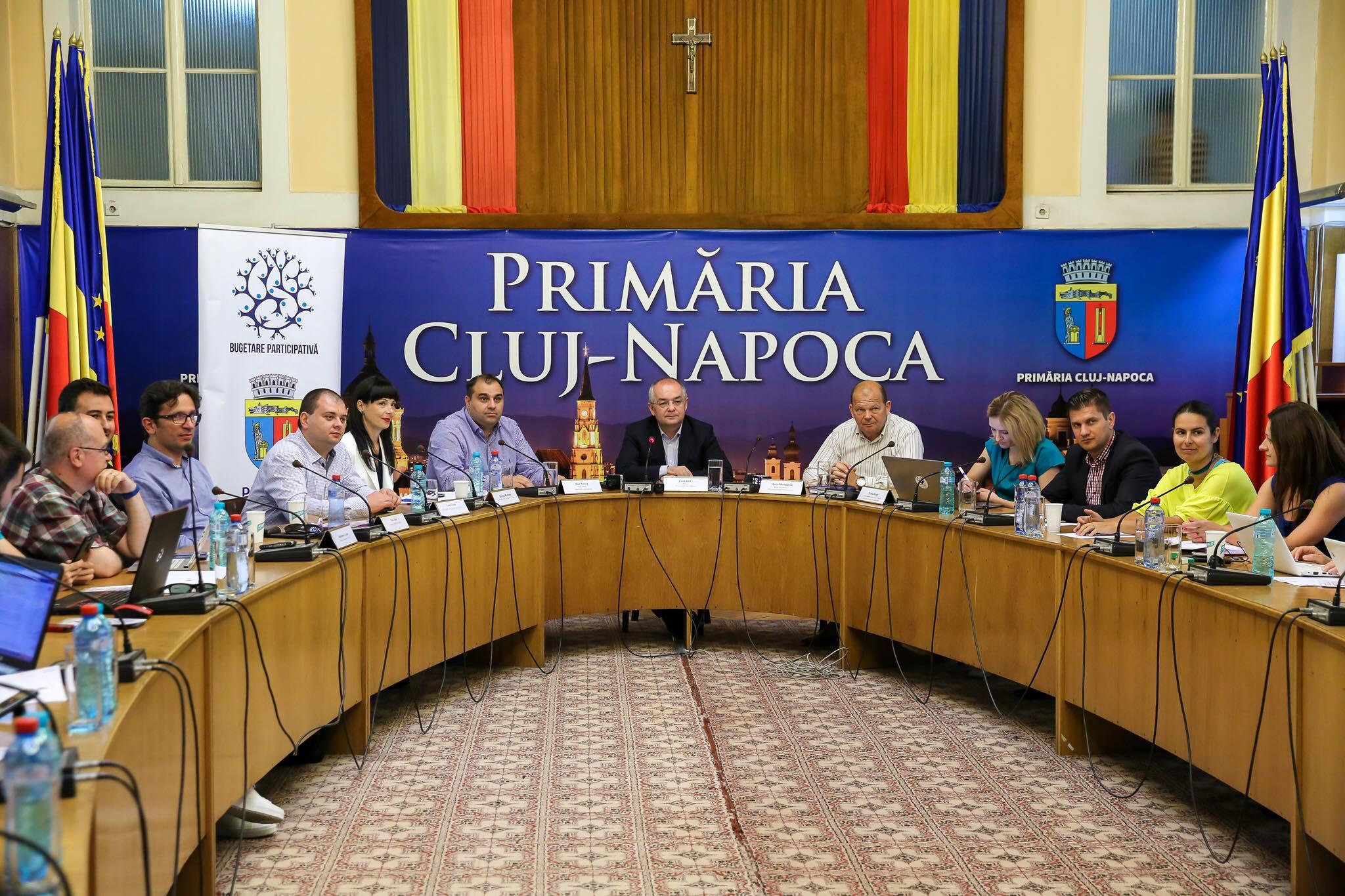 A fost aprobat bugetul pe 2018 al municipiului Cluj-Napoca, de 257 milioane de euro! Vezi ce investitii are in plan primaria in acest an?