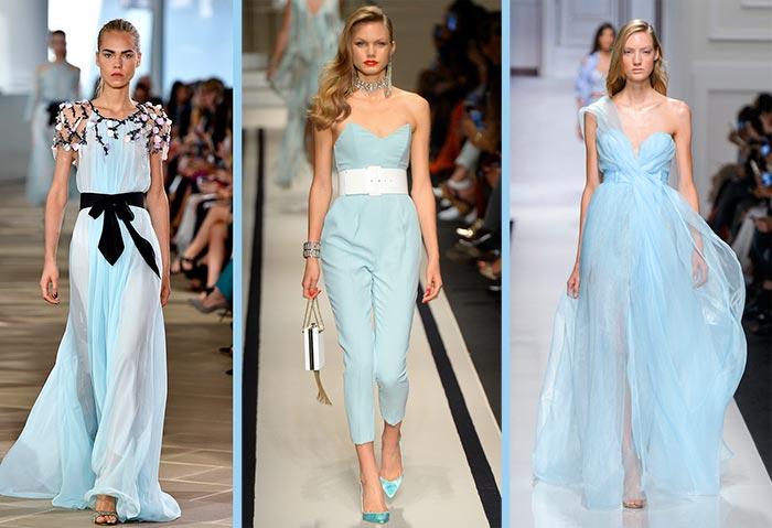 Culori de efect la rochii de vară în acest an, pentru o stare de bine