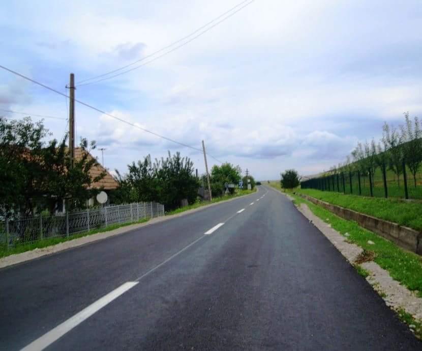 Consiliul Județean Cluj a suplimentat cu 4 milioane de lei bugetul de reparații a drumurilor județene