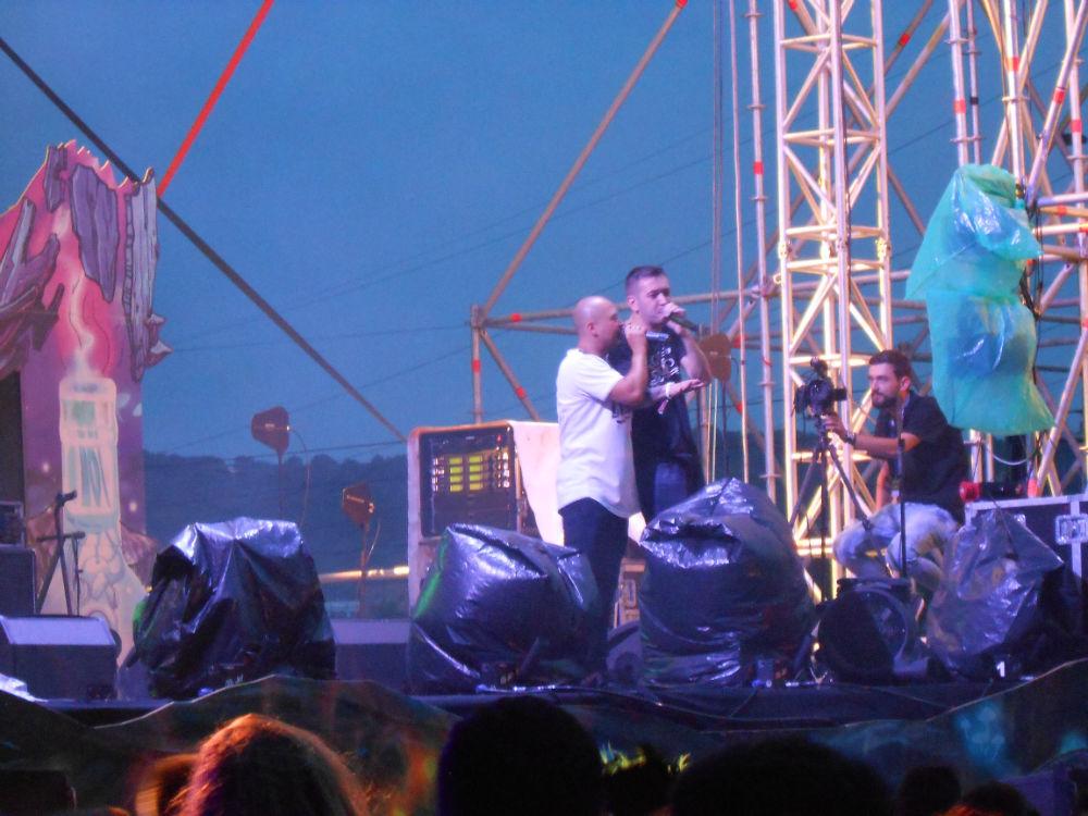 La Familia, concert pentru câteva sute de fani la UNTOLD Festival – FOTO/VIDEO