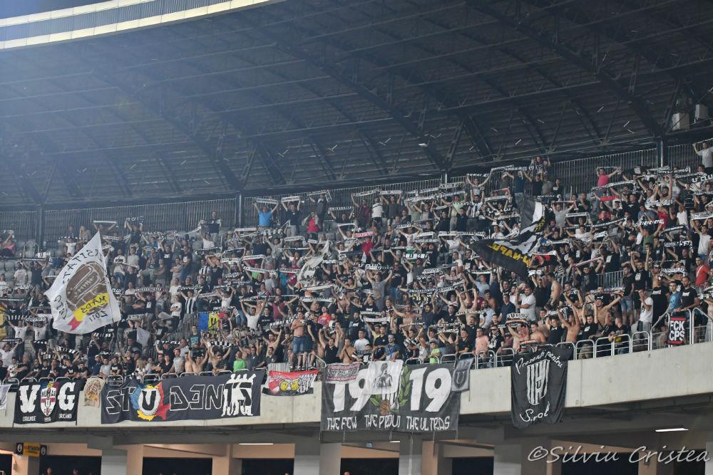 """Audienţa la meciul de liga a treia """"U"""" Cluj – CFR II, peste cea de la orice meci din Liga 1 în weekend-ul trecut!"""