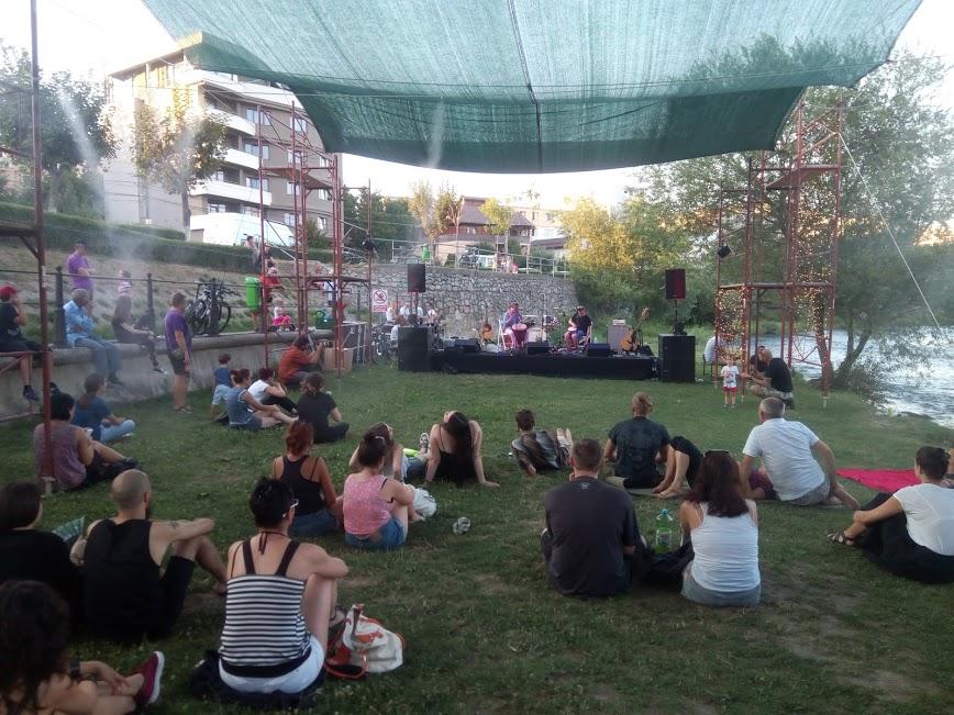 Serile de vară clujene se mută în acest weekend pe Plaja Grigorescu!