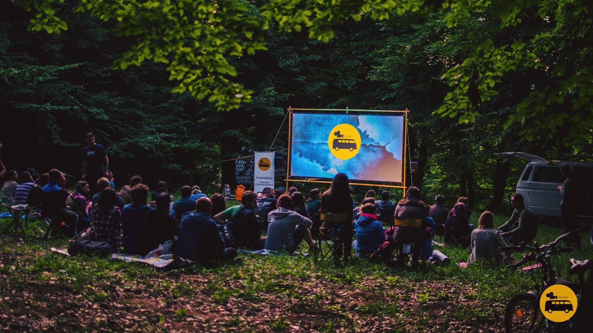 """Filmul clujean """"Usturoi"""", proiectat vineri seara pe malul Somesului"""