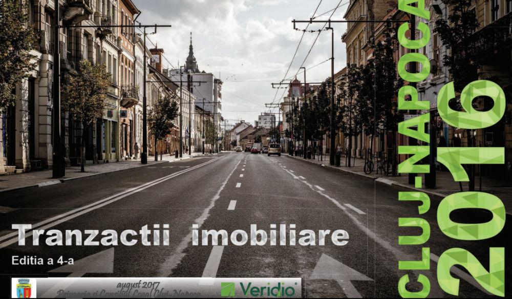 """A patra ediție a """"Ghidului tranzacțiilor imobiliare din Cluj-Napoca"""" – un proiect unic în România care oferă o oglindă fidelă a realității tranzacțiilor pe una dintre cele mai dinamice piețe imobiliare din țară"""
