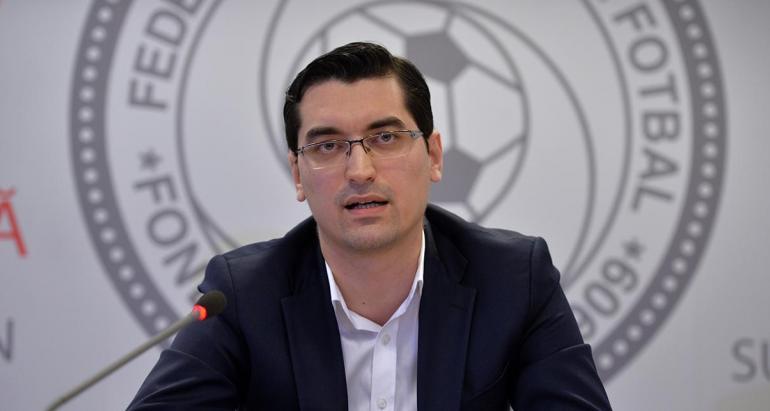 """Răzvan Burleanu, la Cluj, despre şansele infime ale """"tricolorilor"""" la mondialul din Rusia. """"Să continuăm să sperăm"""""""