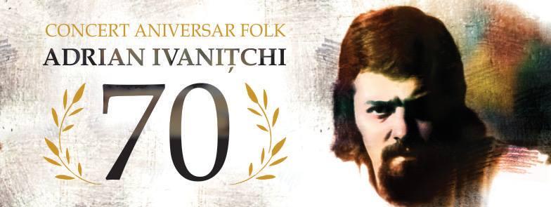 Concert aniversar in onoarea folkistului veteran Adrian Puiu Ivanițchi, la Karolina Pub din Cluj