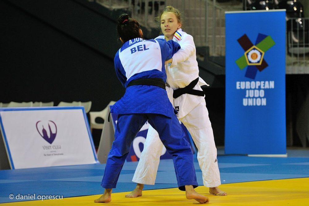 Trei judoka clujeni participă la European Judo Open din Belgrad