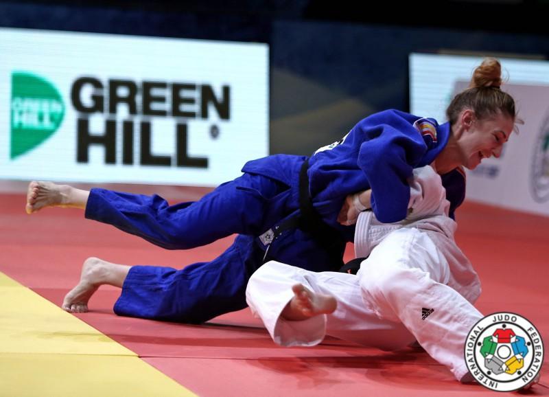 Patru judoka de la U-CSM Cluj participa la Grand Prix-ul de Judo de la Zagreb