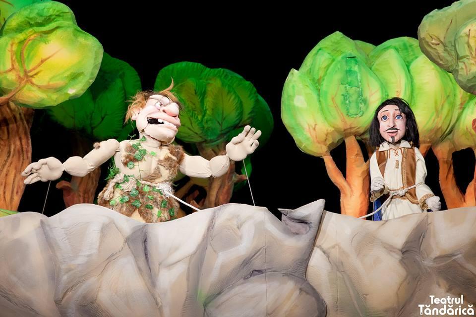 """Început de stagiune la Teatrul """"Puck"""": două festivaluri, spectacole și turnee"""