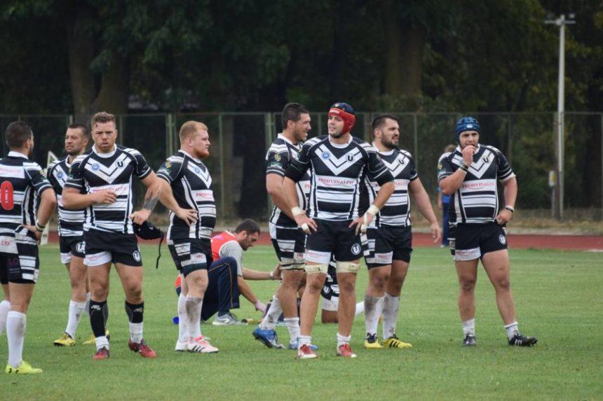 Rugbyiştii clujeni, în cantonament la Izvoarele în Maramureş