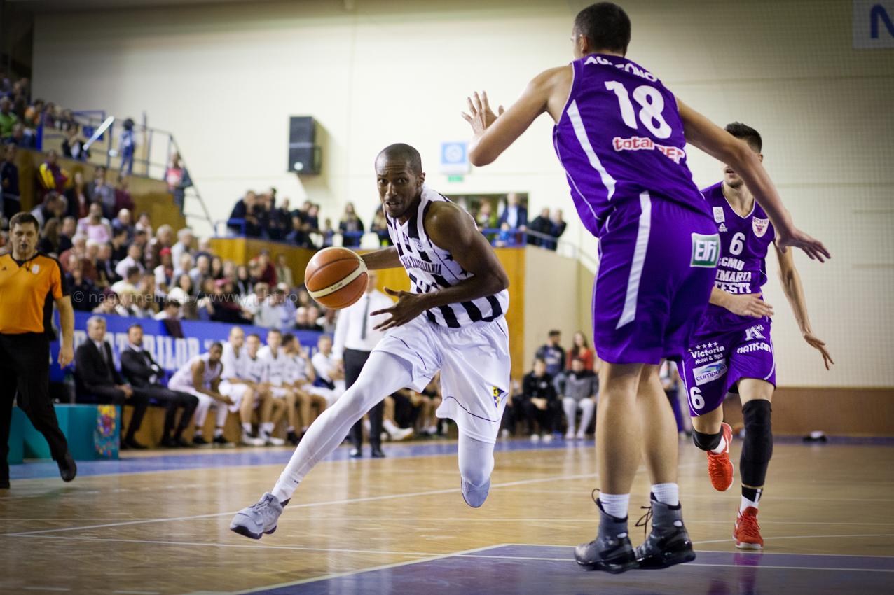 U-Banca Transilvania, al doilea succes în grupele FIBA Europe Cup!