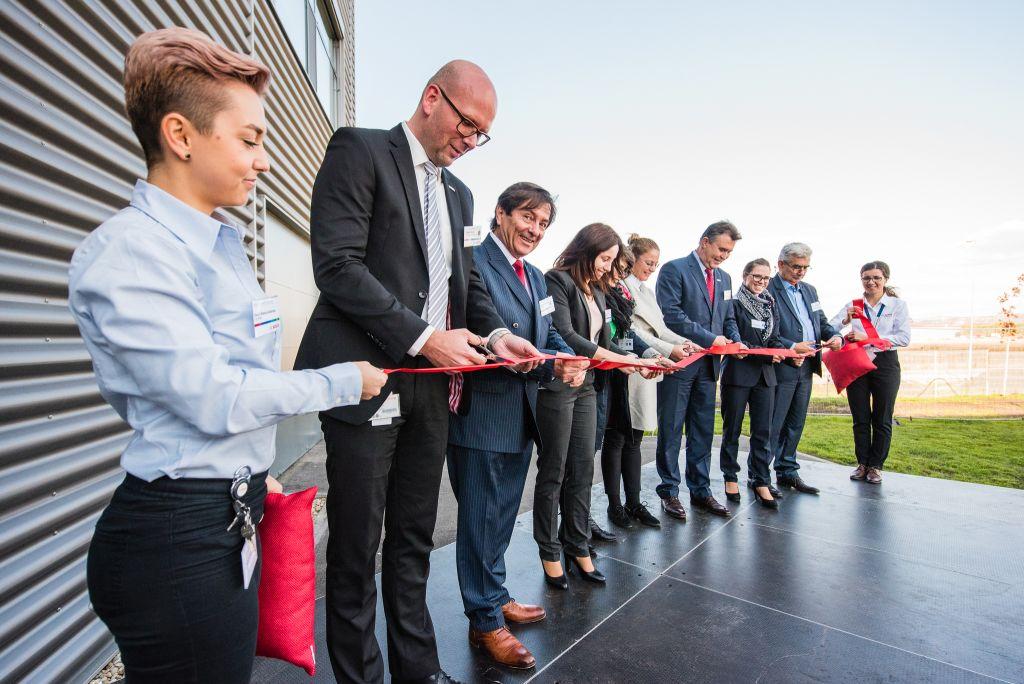 Germanii de la Bosch au deschis un Centru de Training pentru elevi la Jucu, in valoare de 6 milioane de euro!