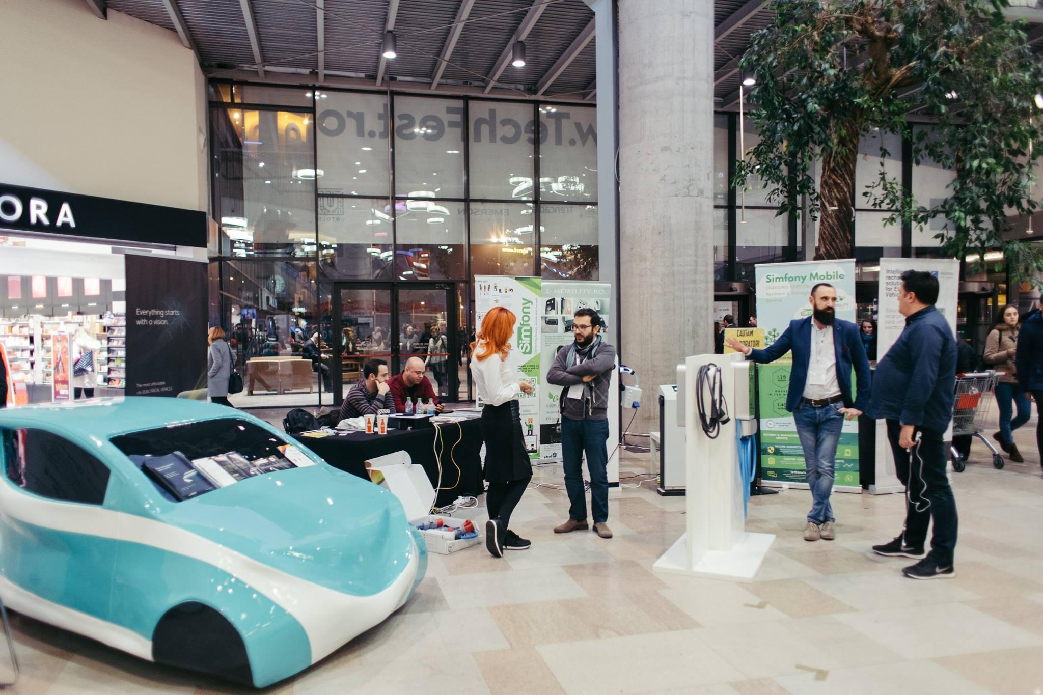 Începe Cluj Tech Fest 2017 – Activităţi variate pentru clujeni de toate vârstele în săptămâna dedicată tehnologiei la Cluj