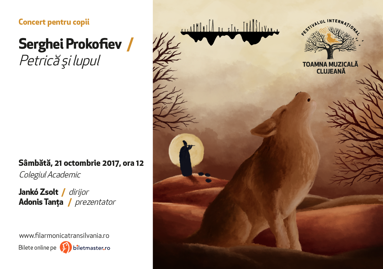Concert pentru copii, sâmbătă, la Toamna Muzicală Clujeană