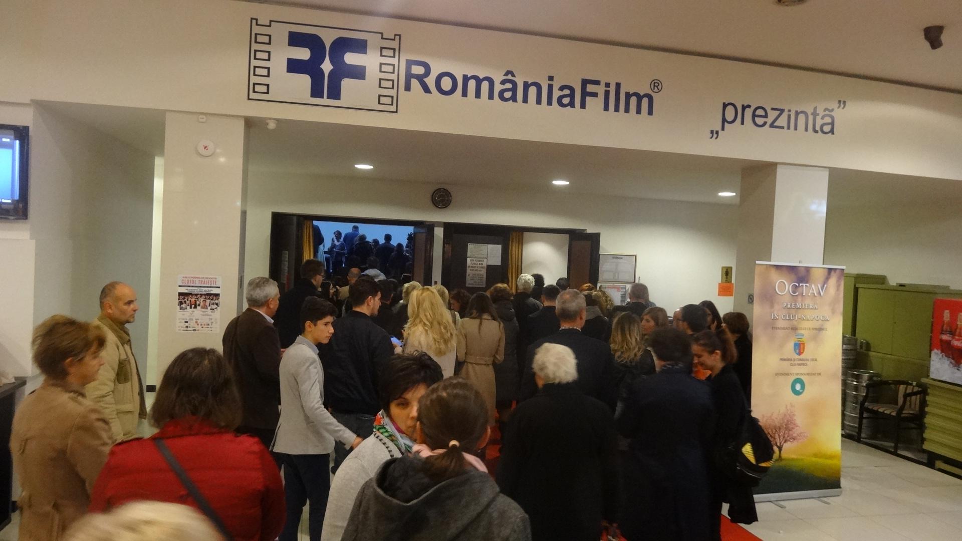 Cinematografele Clujului au atins borna de 1 milion de spectatori!