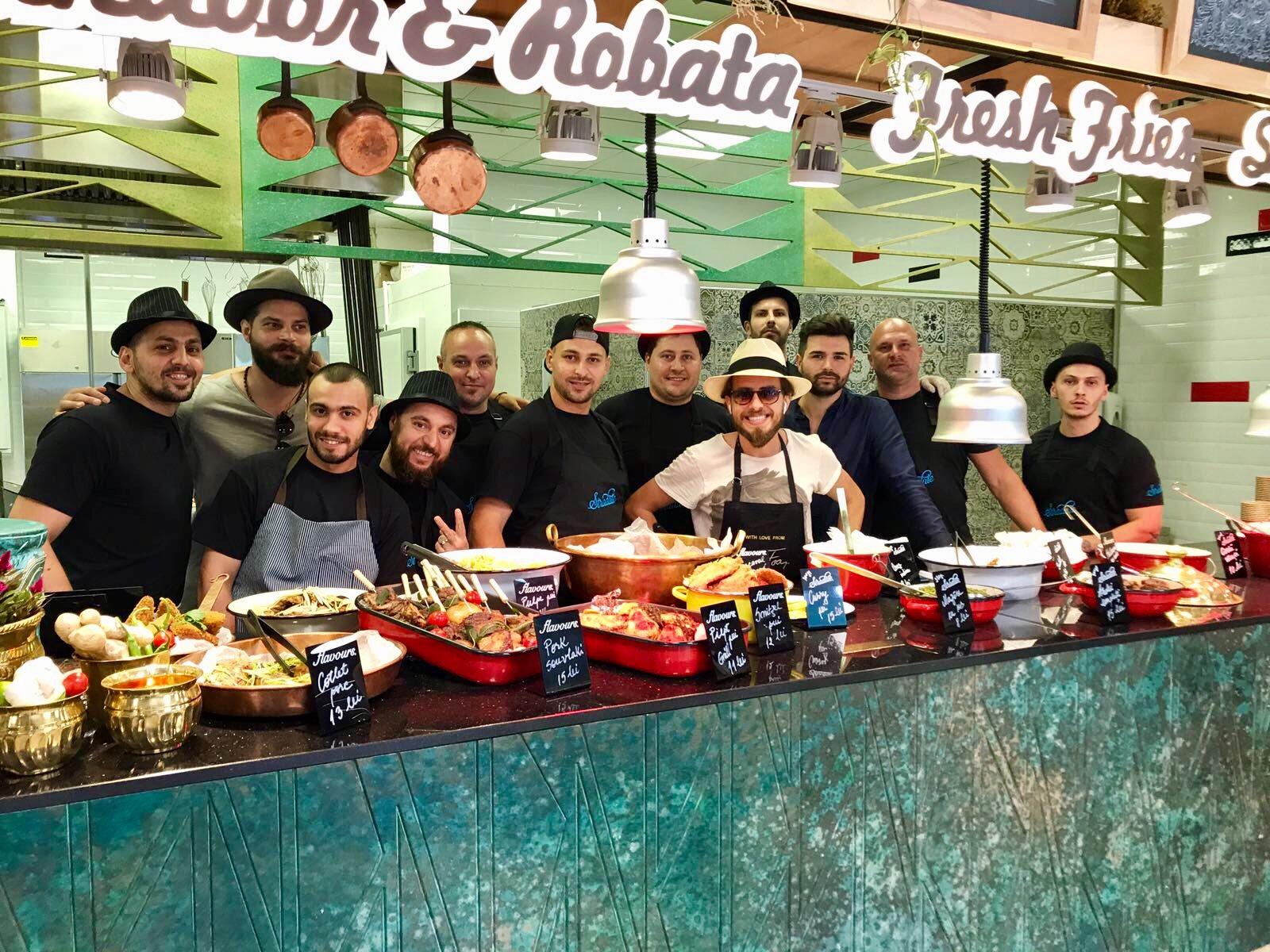 Un nou restaurant marca Stradale își deschide porțile la Cluj-Napoca