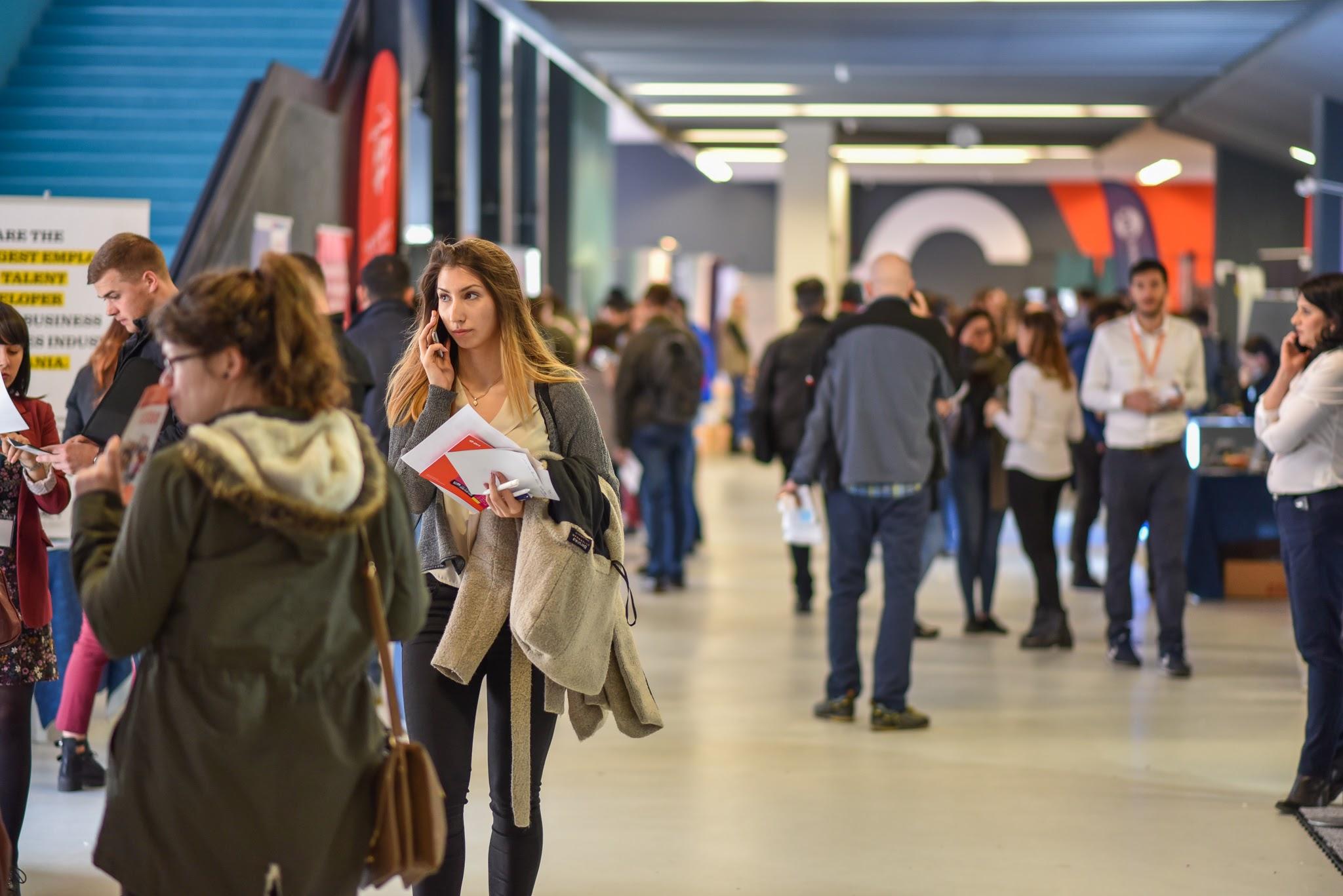 Începe sezonul carierei: Târgurile de Cariere Cluj Global și Cluj IT aduc peste o sută de companii angajatoare la un loc