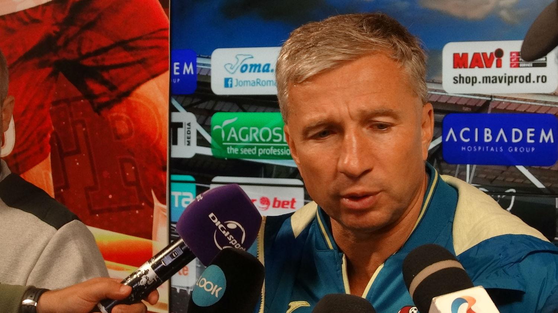 Dan Petrescu pune tunurile pe arbitri după eliminarea CFR-ului din Cupa României