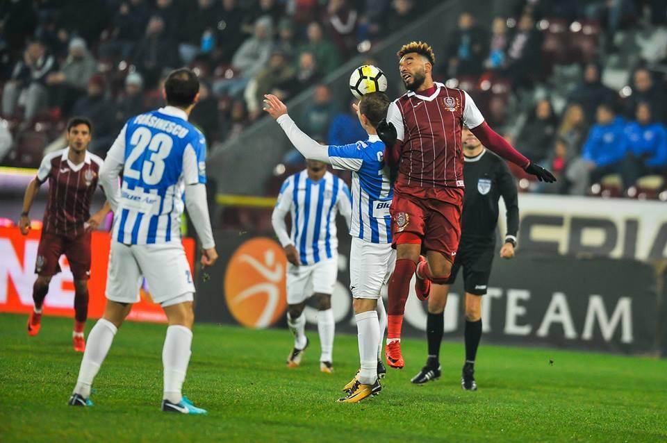 CFR Cluj a redevenit lider în Liga 1 după victoria cu Dinamo