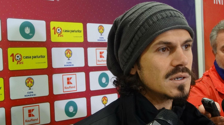"""Florescu: """"Nu a fost nicio diferenţă între Universitatea şi Dinamo""""!"""