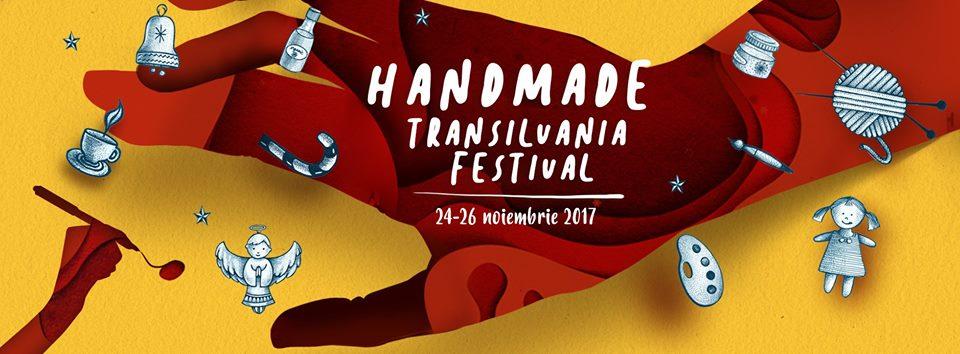 A treia ediţie Handmade Transilvania Festival aduce peste 40 de artizani locali la Cluj