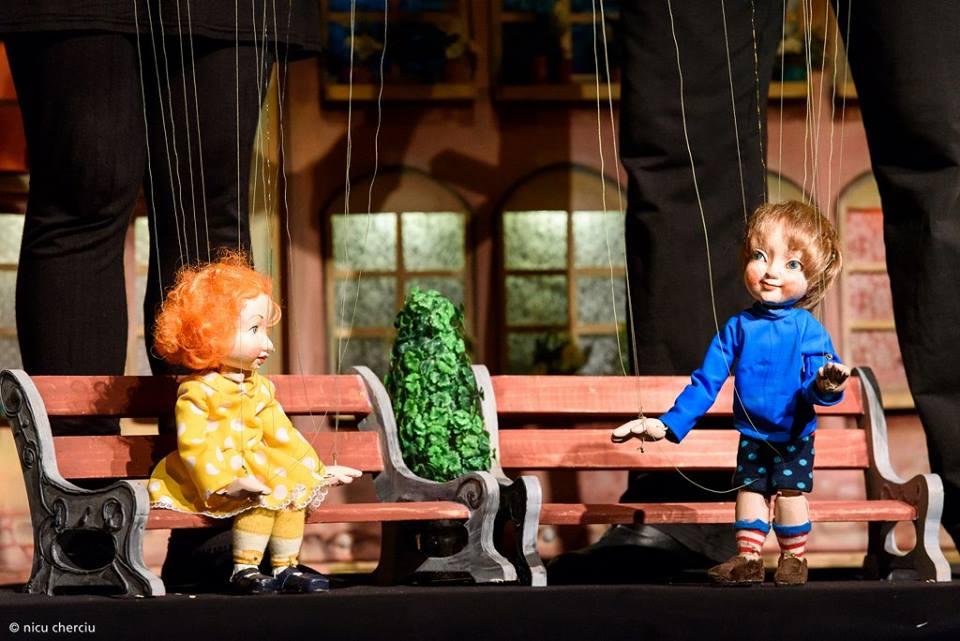 """Spectacolele Teatrului """"Puck"""", prezentate în școli, case de cultură, la VIVO! Cluj-Napoca și la Festivalul ImPuls"""